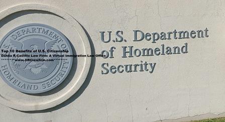 Top 10 Benefits of U.S. Citizenship – Dahlia Castillo Immigration Law